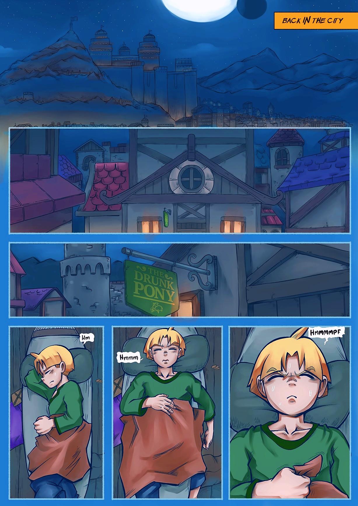 Vanilla Fantasy 3 page 27