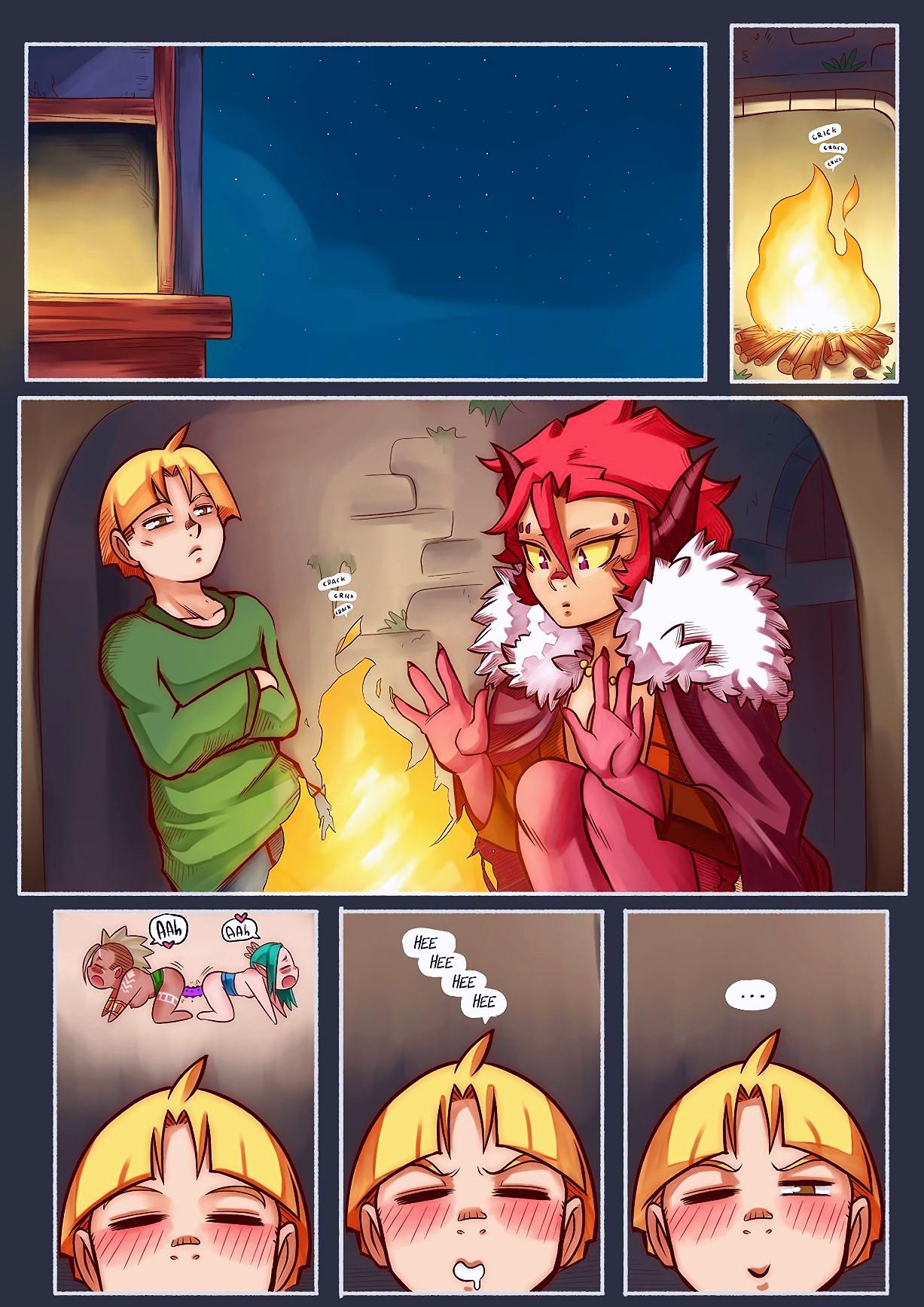 Vanilla Fantasy 3 page 32