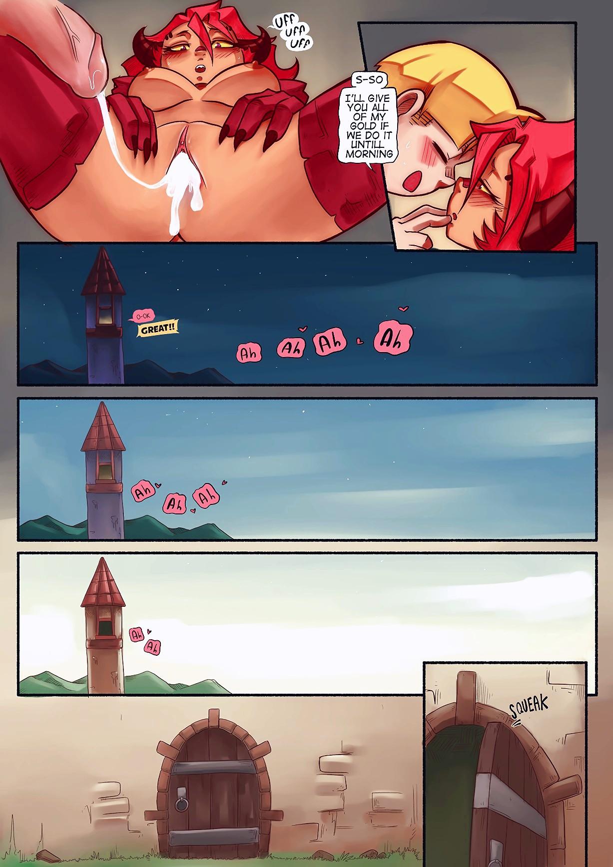 Vanilla Fantasy 3 page 51