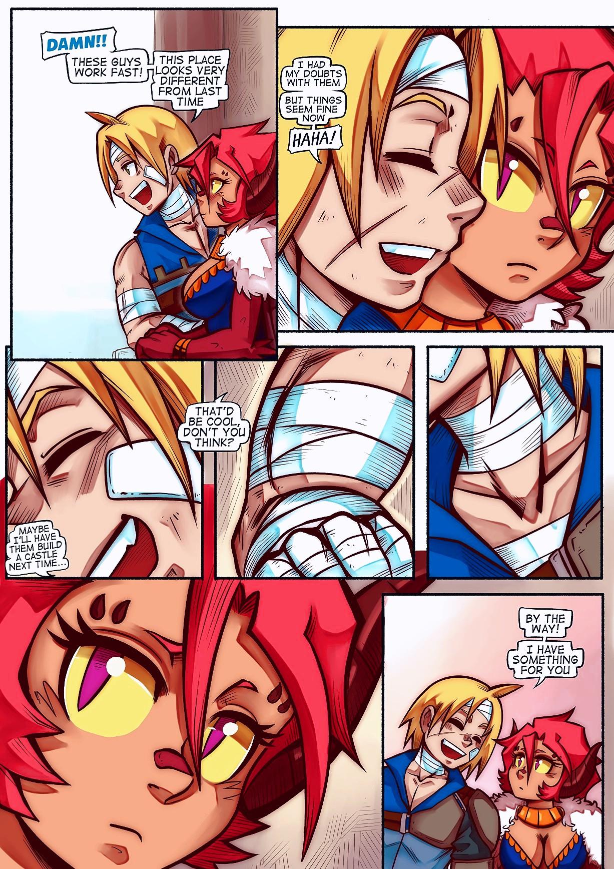 Vanilla Fantasy 3 page 61