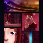 Volition porn comic page 001 on category Avatar: The Last Airbender