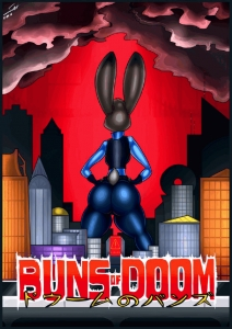 buns of doom porn comic page 00001