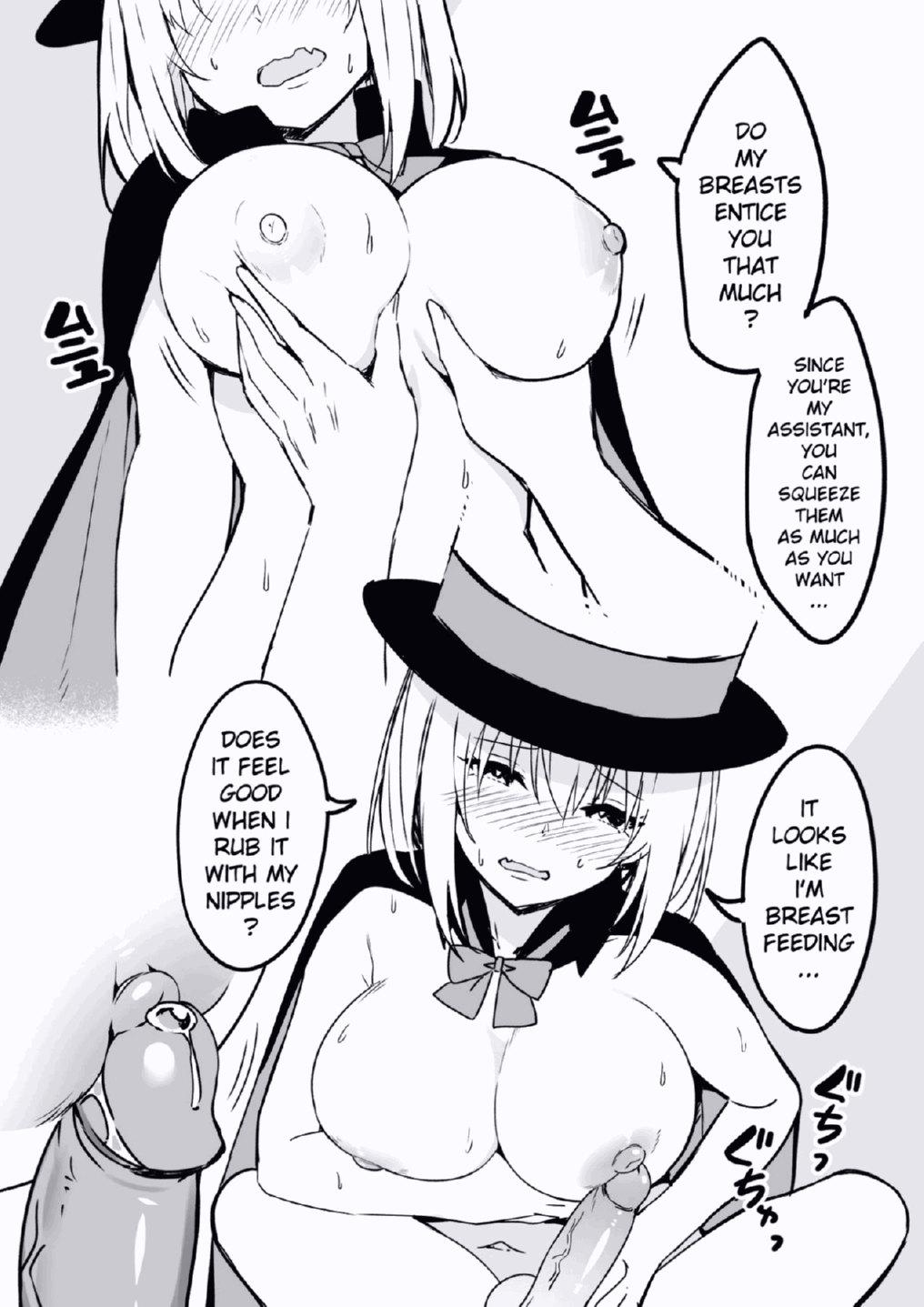 magical senpai porn comic page 00003
