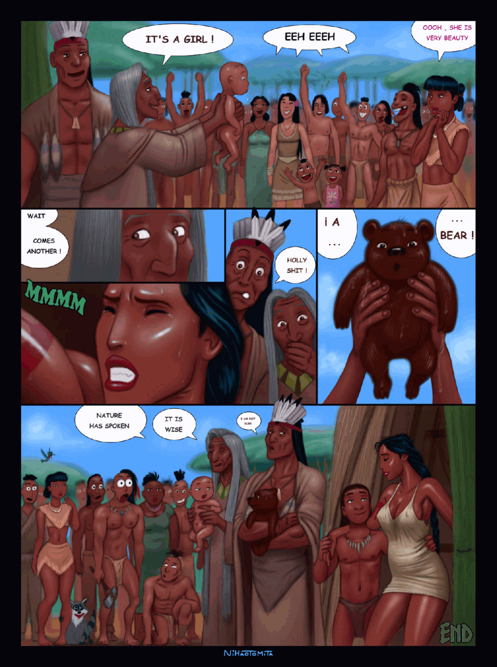 nature's things porn comic page 00013