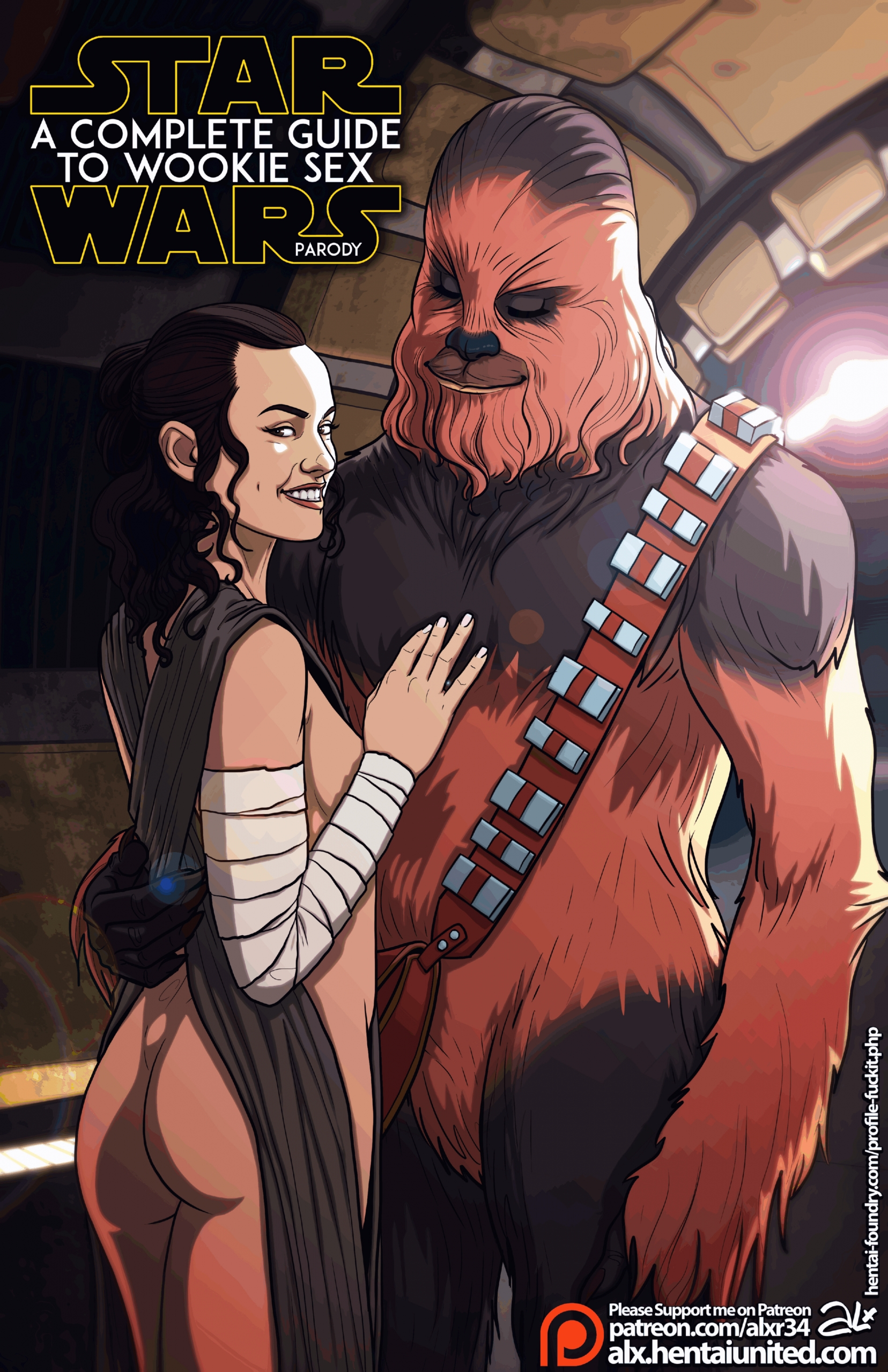 Sex comics wars Ahsoka Tano