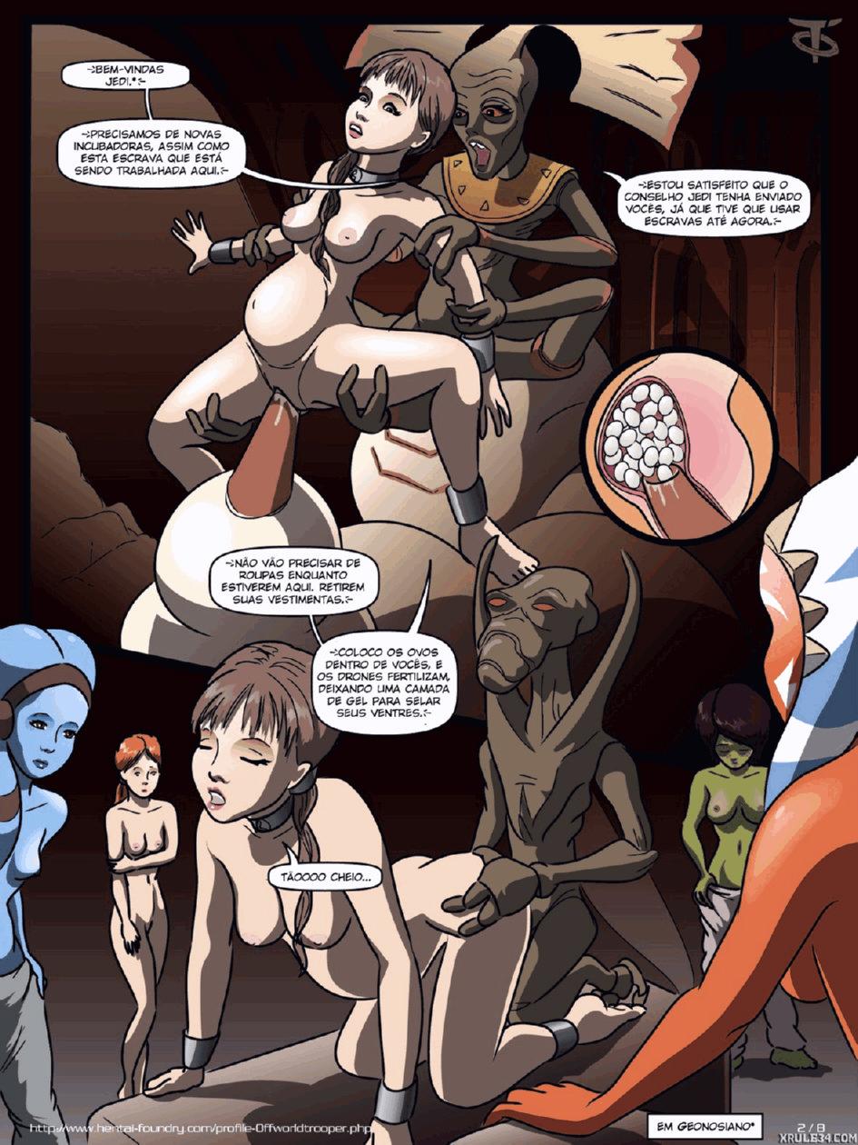 star wars porn comic page 02