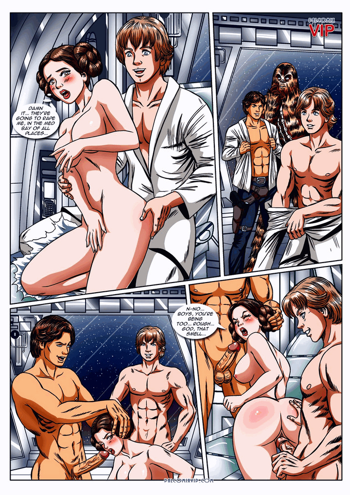 star wars porn comic page 04