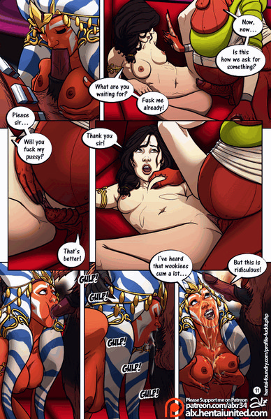 star wars porn comic page 12