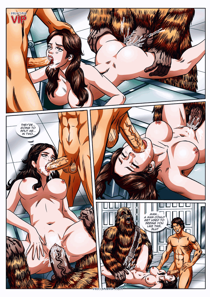 star wars porn comic page 12