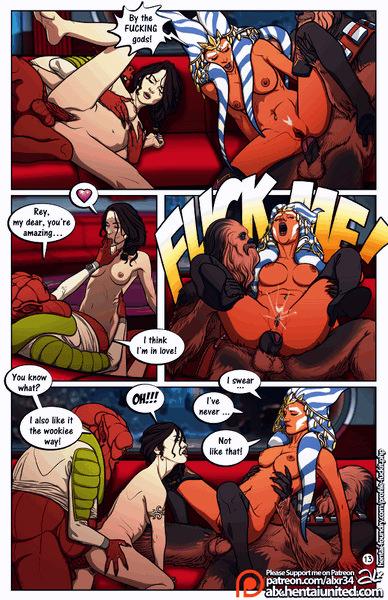 star wars porn comic page 14