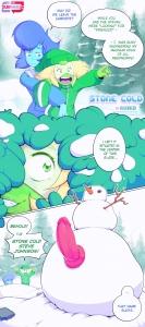 stone cold porn comic