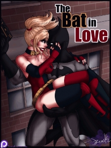 the bat in love porn comic page 001