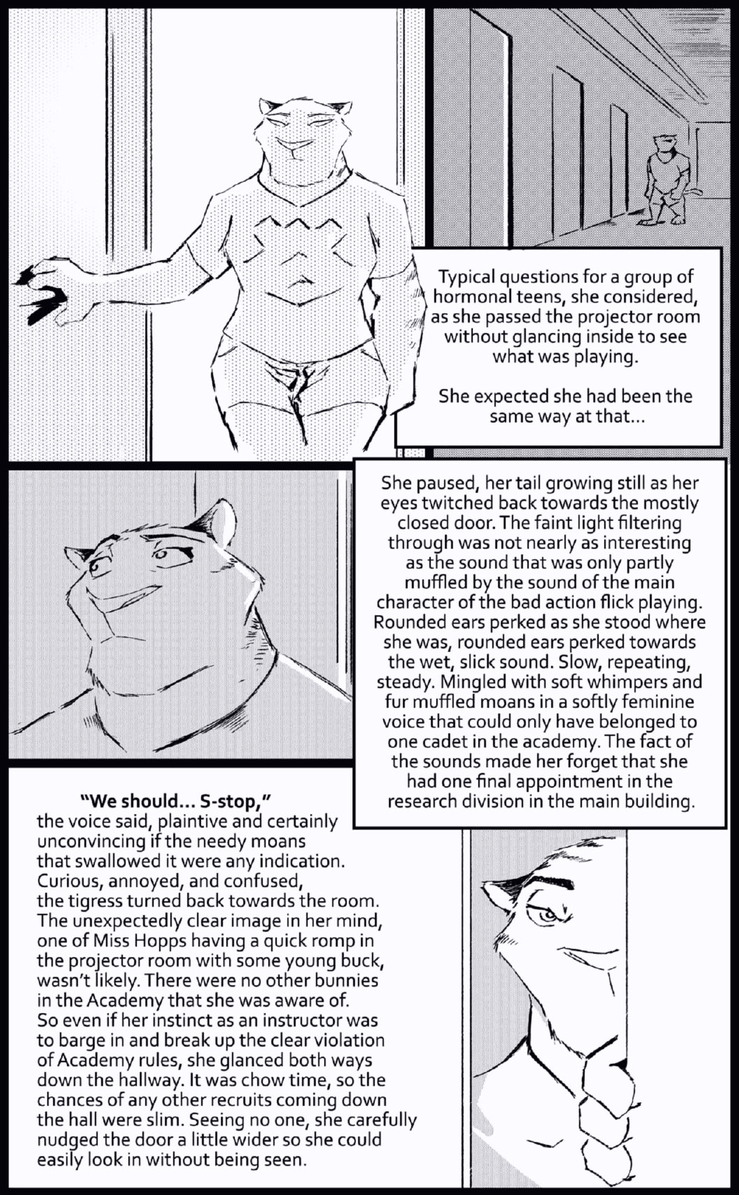 wilde academy porn comic page 00003