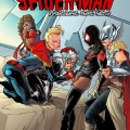 Ms. Marvel - Spider-Man: A pornographic fanfic parody porn comic