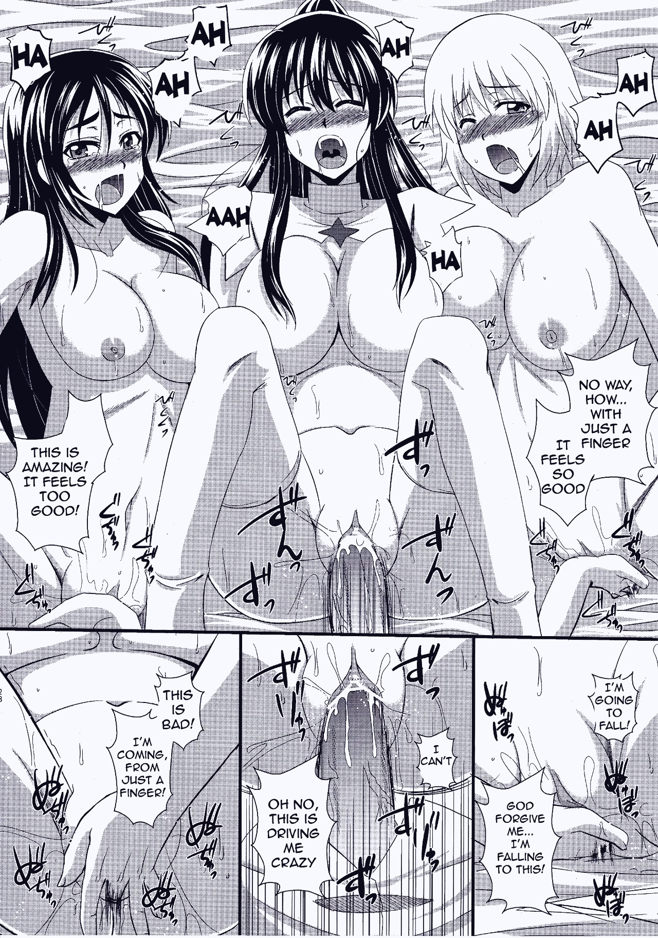 A Certain Big Breasted Tit Fuck page 25