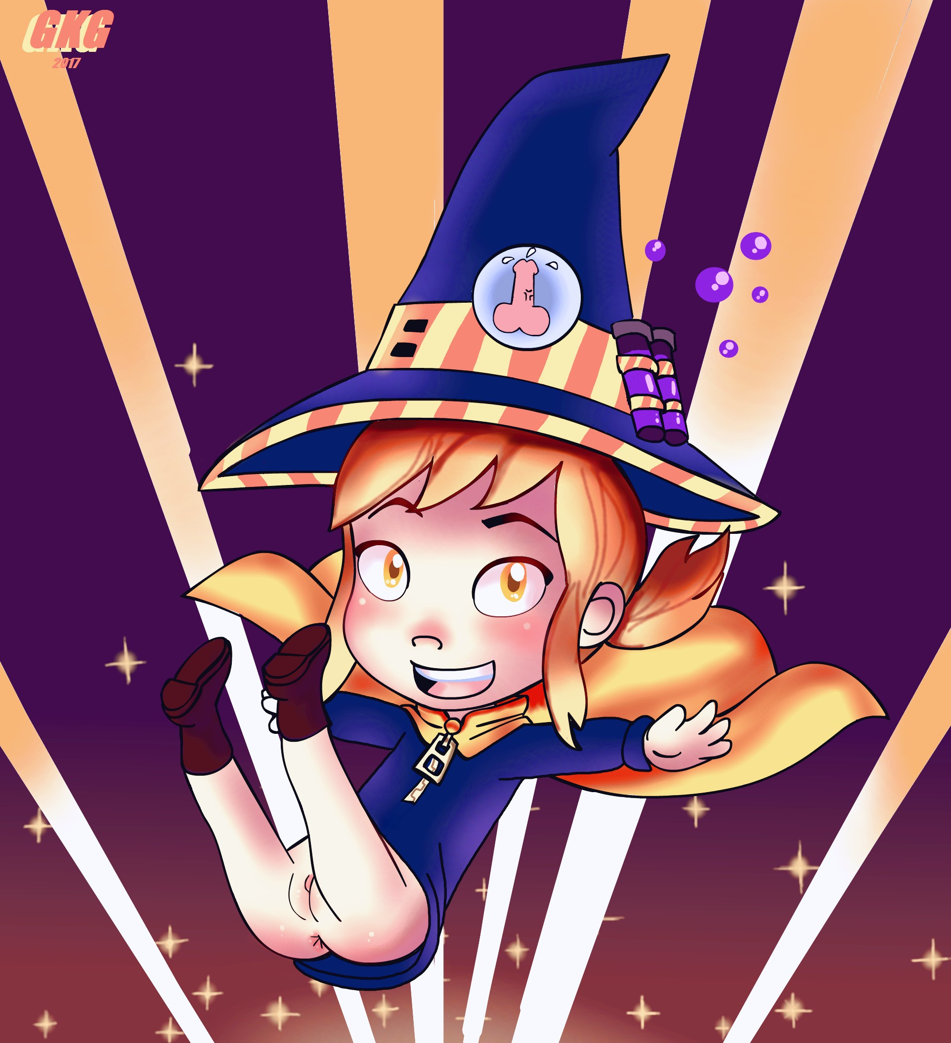 A Hat in Time porn pictures 01
