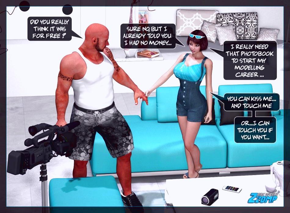 Ai needs a Photobook porn comic page 08