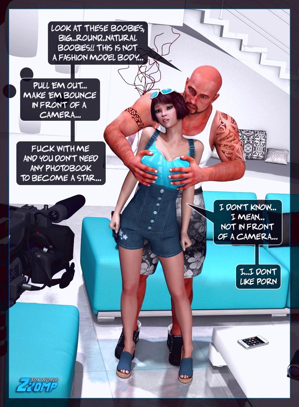 Ai needs a Photobook porn comic page 10