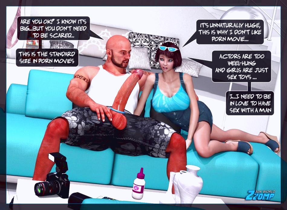 Ai needs a Photobook porn comic page 13