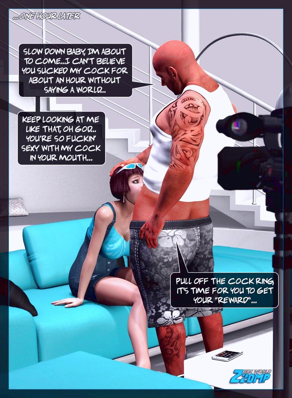 Ai needs a Photobook porn comic page 19