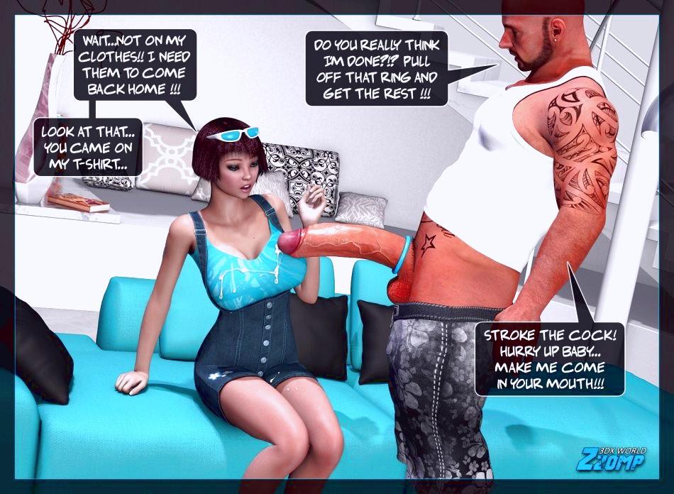 Ai needs a Photobook porn comic page 20