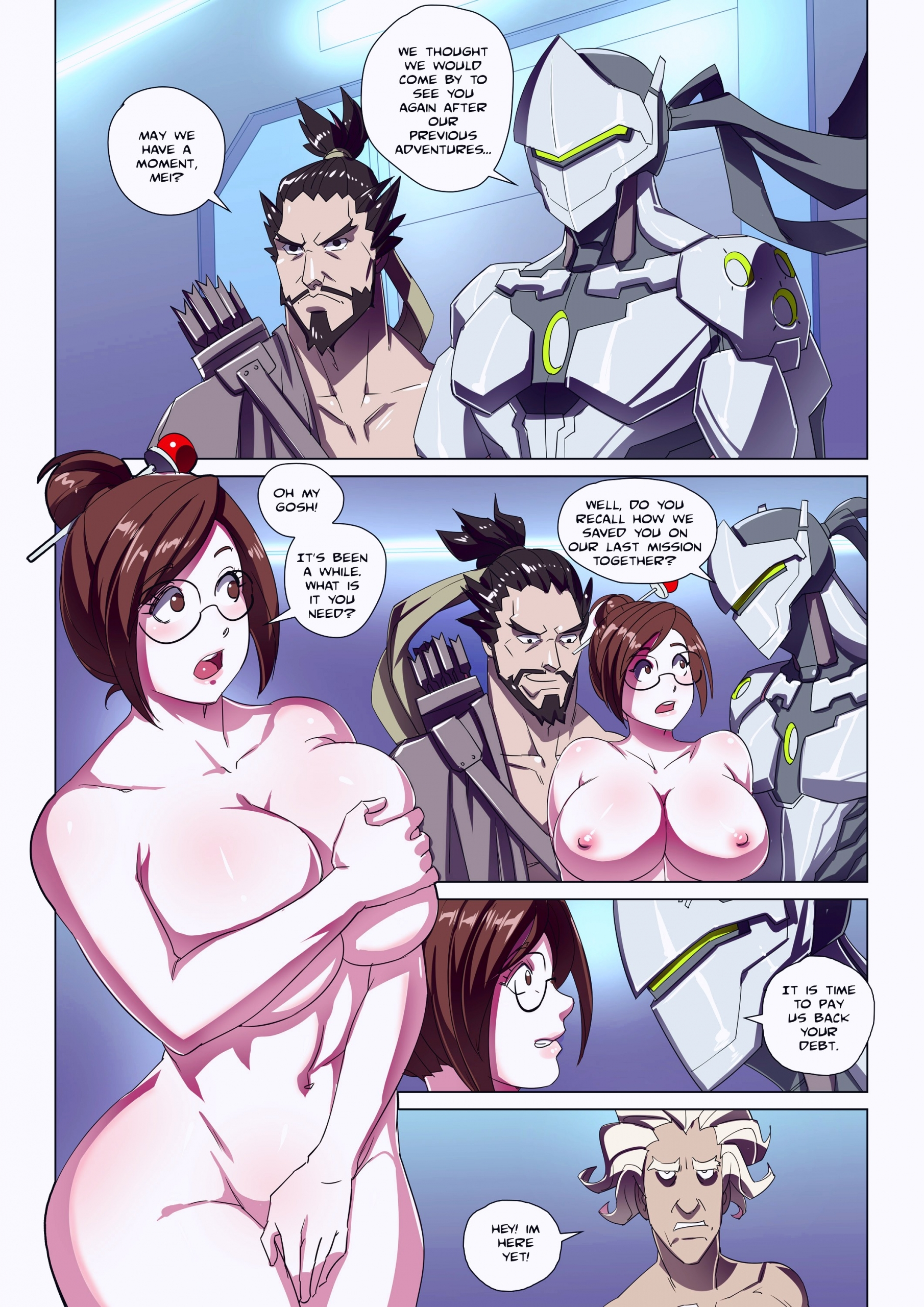 Ameizing Frost Jobs 2 page 04