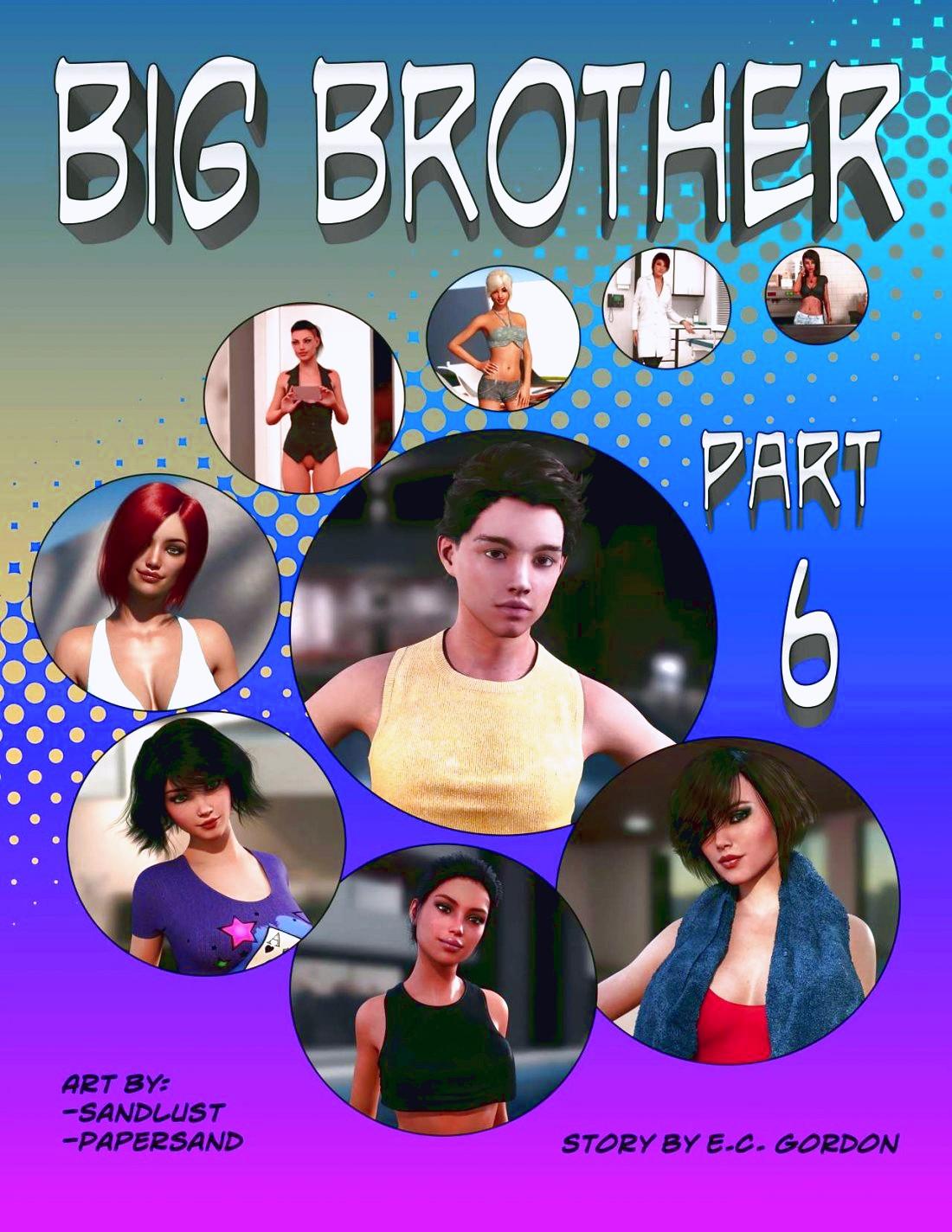 Big Brother 6 porn comic - the best cartoon porn comics