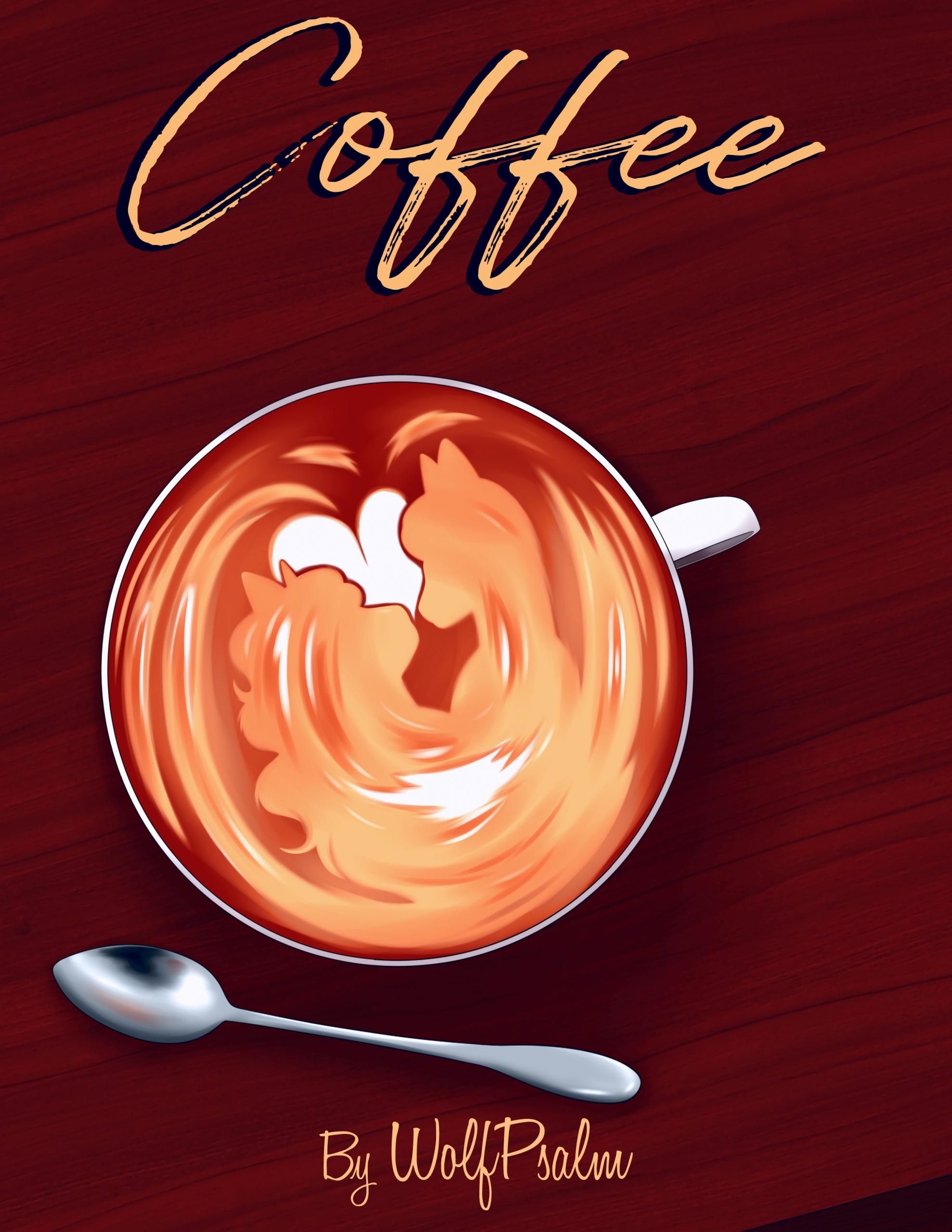 Coffee furry porn comic page 001