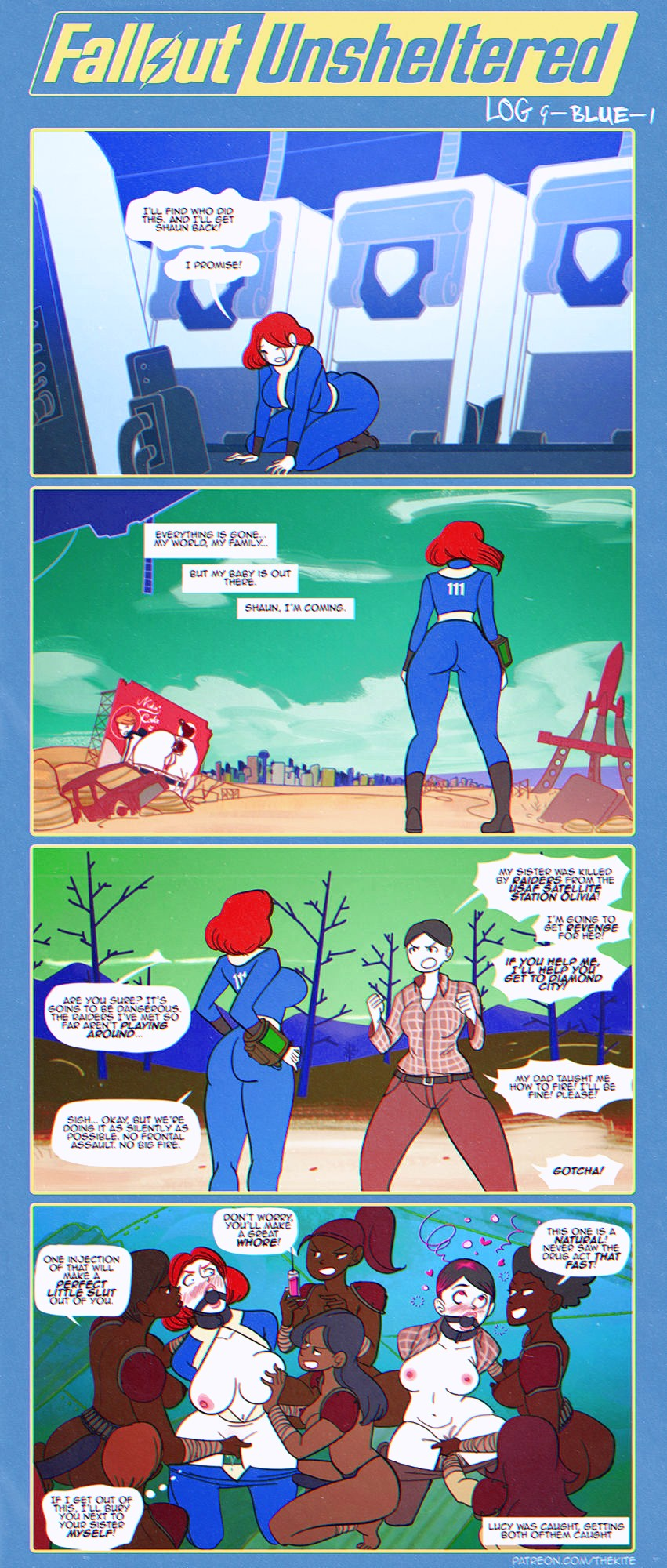 Fallout Unsheltered page 10