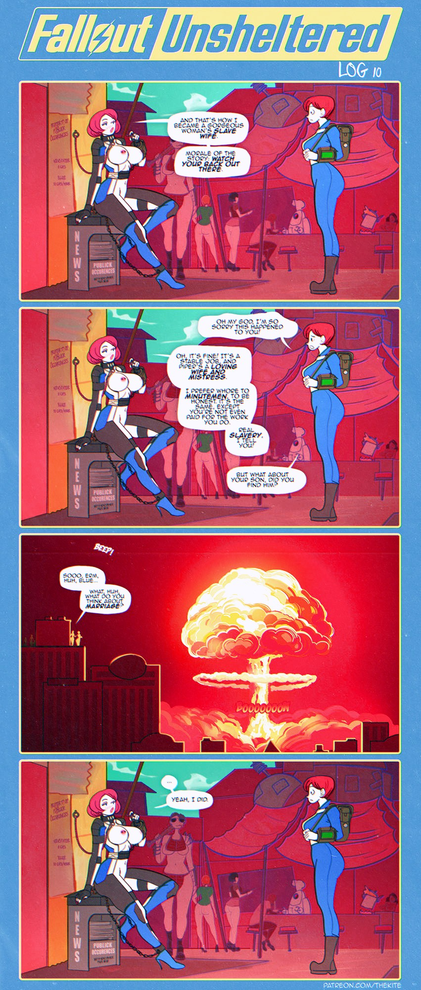 Fallout Unsheltered page 13