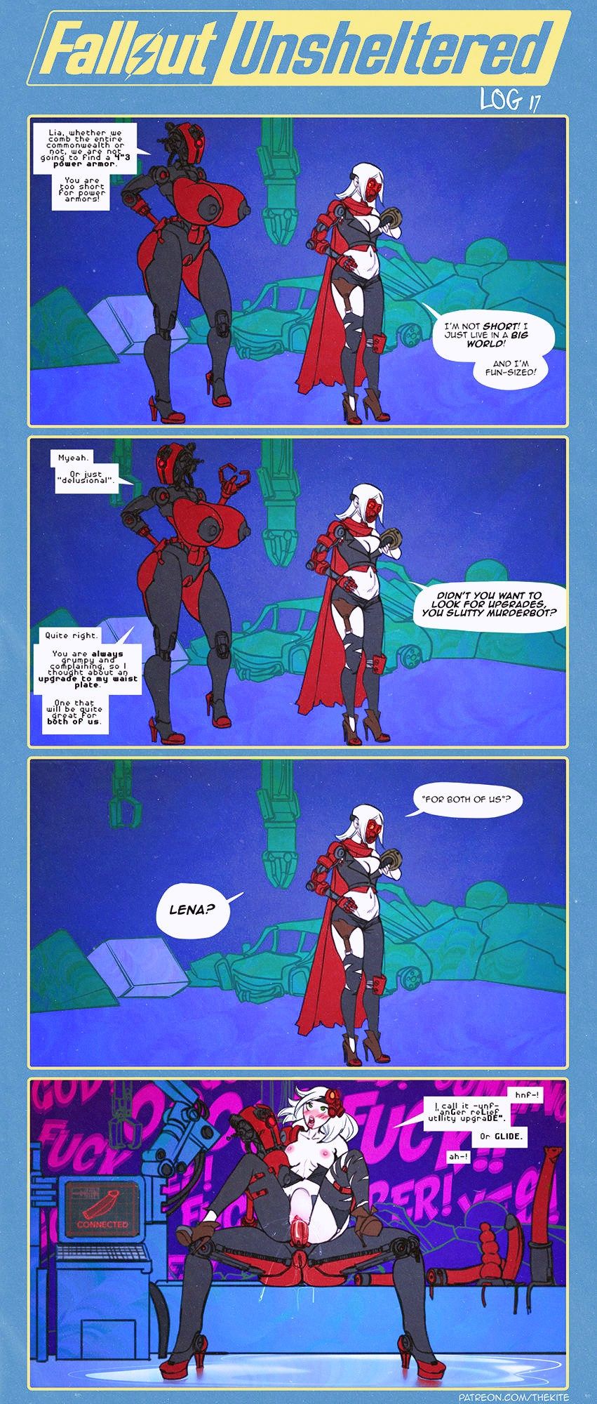 Fallout Unsheltered page 20