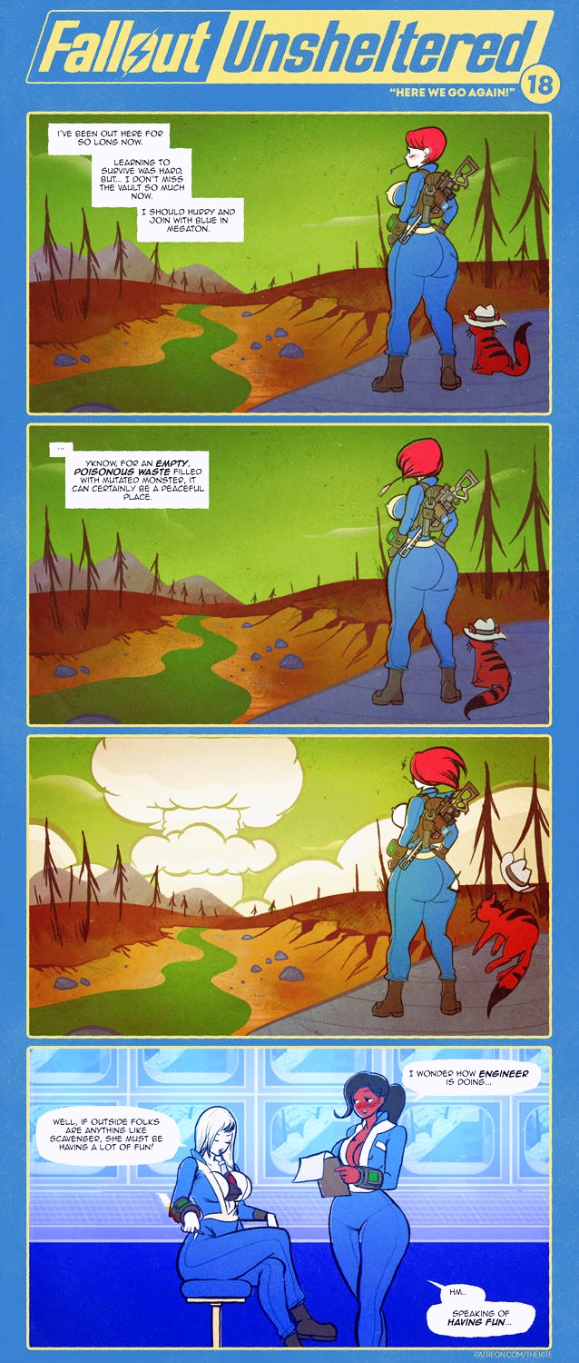 Fallout Unsheltered page 21
