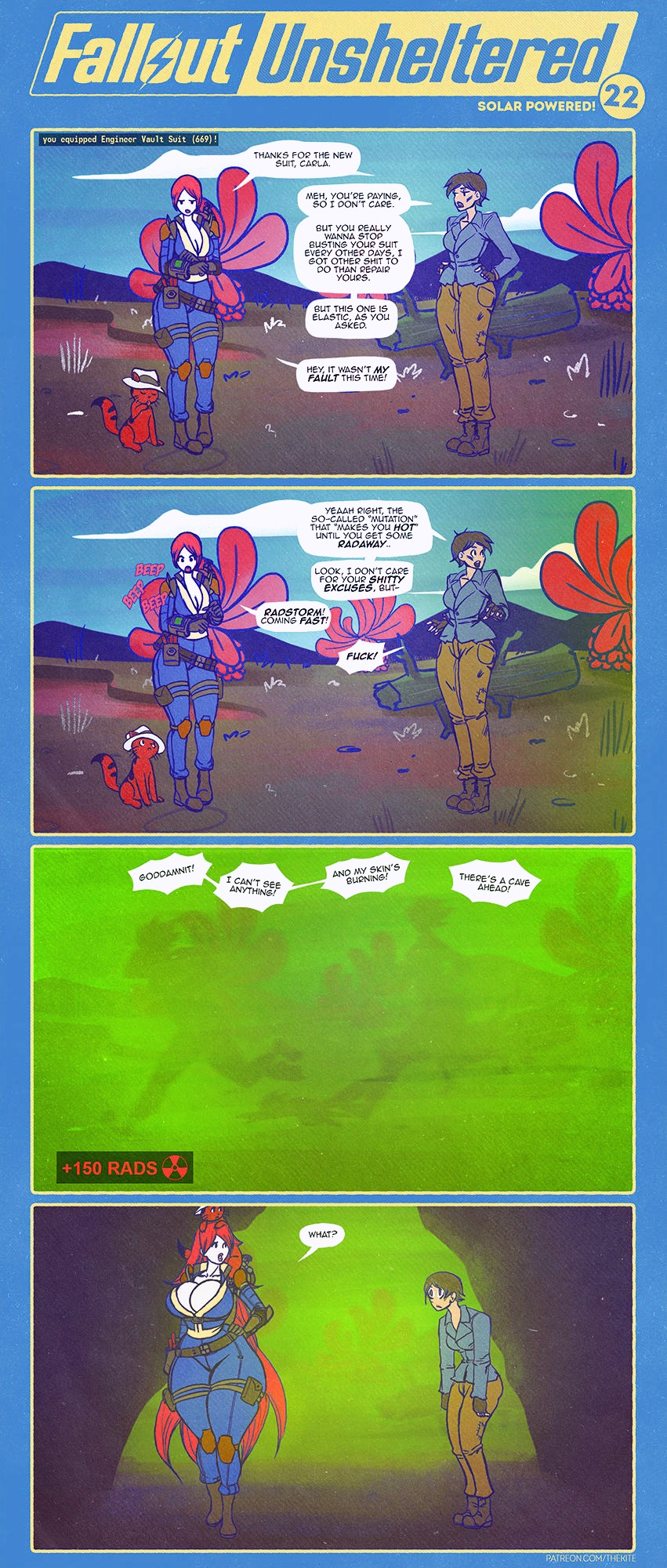 Fallout Unsheltered page 25