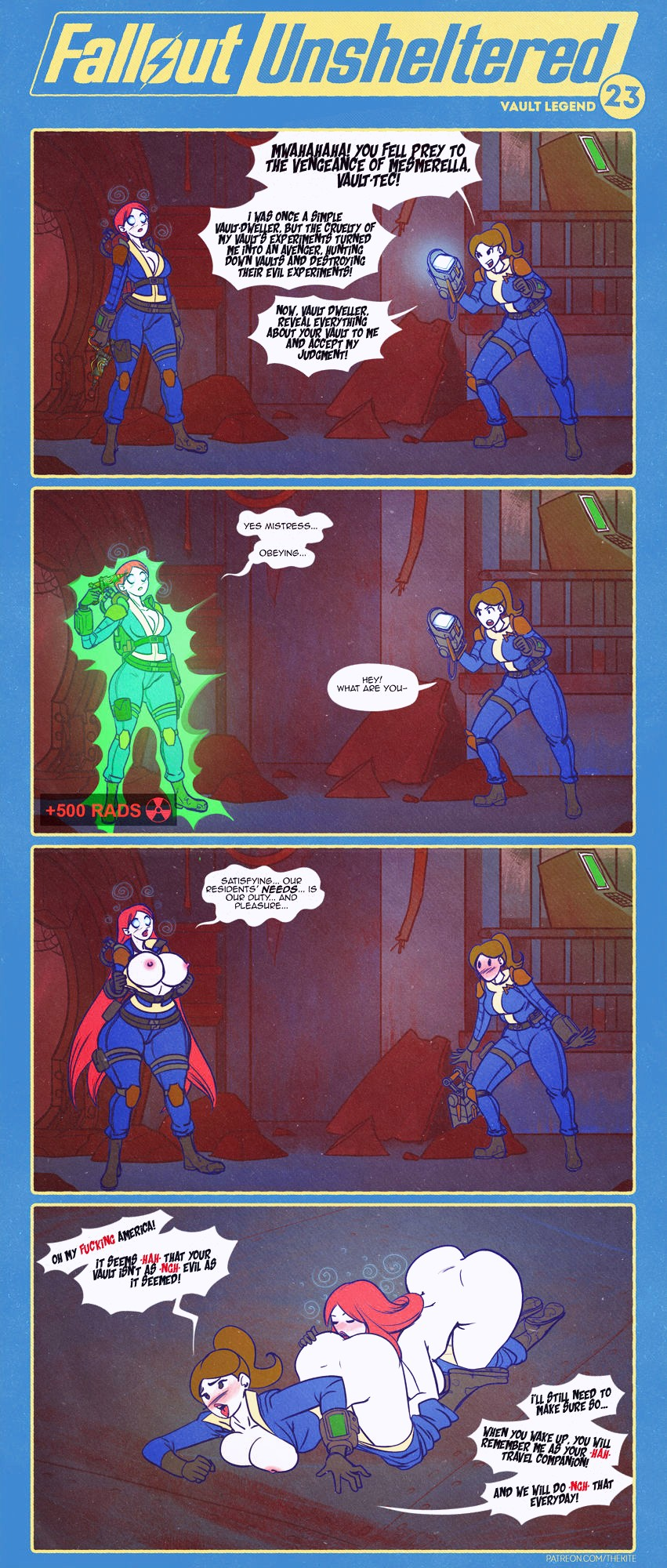 Fallout Unsheltered page 26