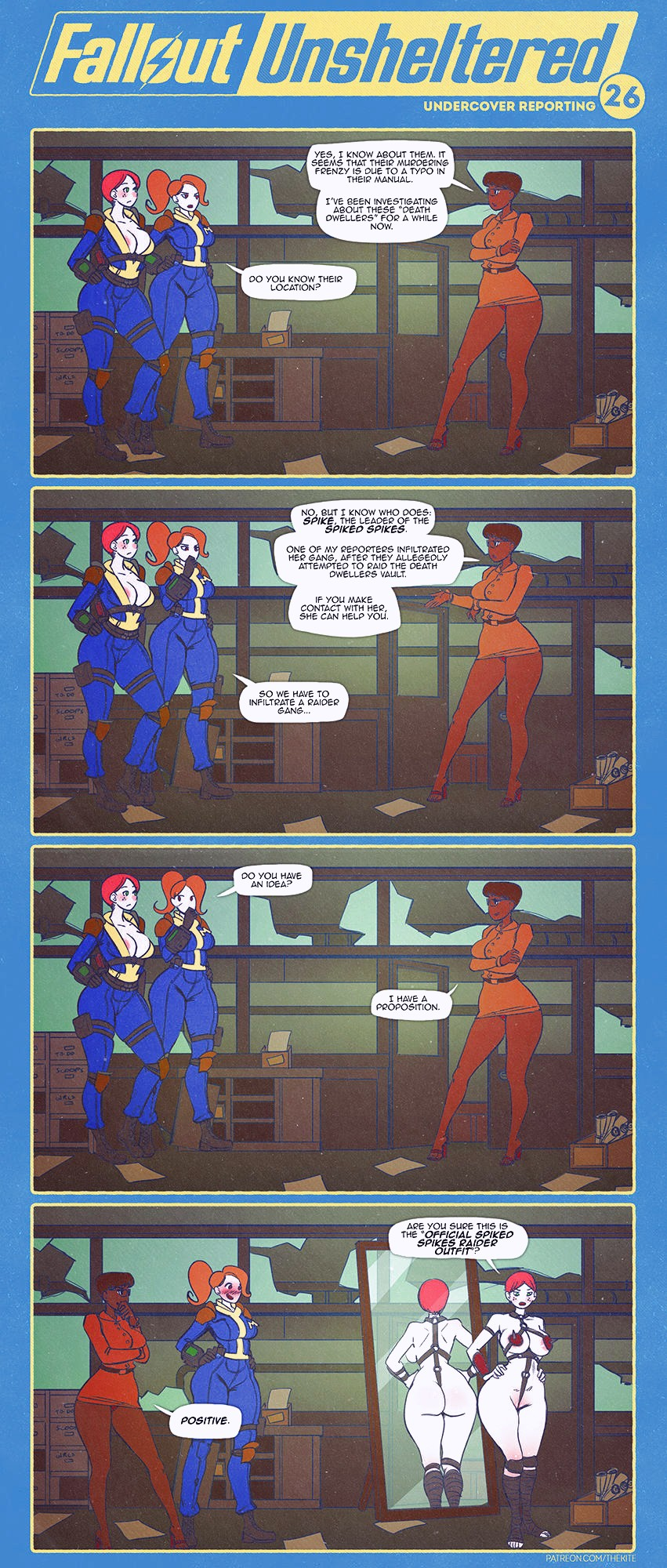 Fallout Unsheltered page 29