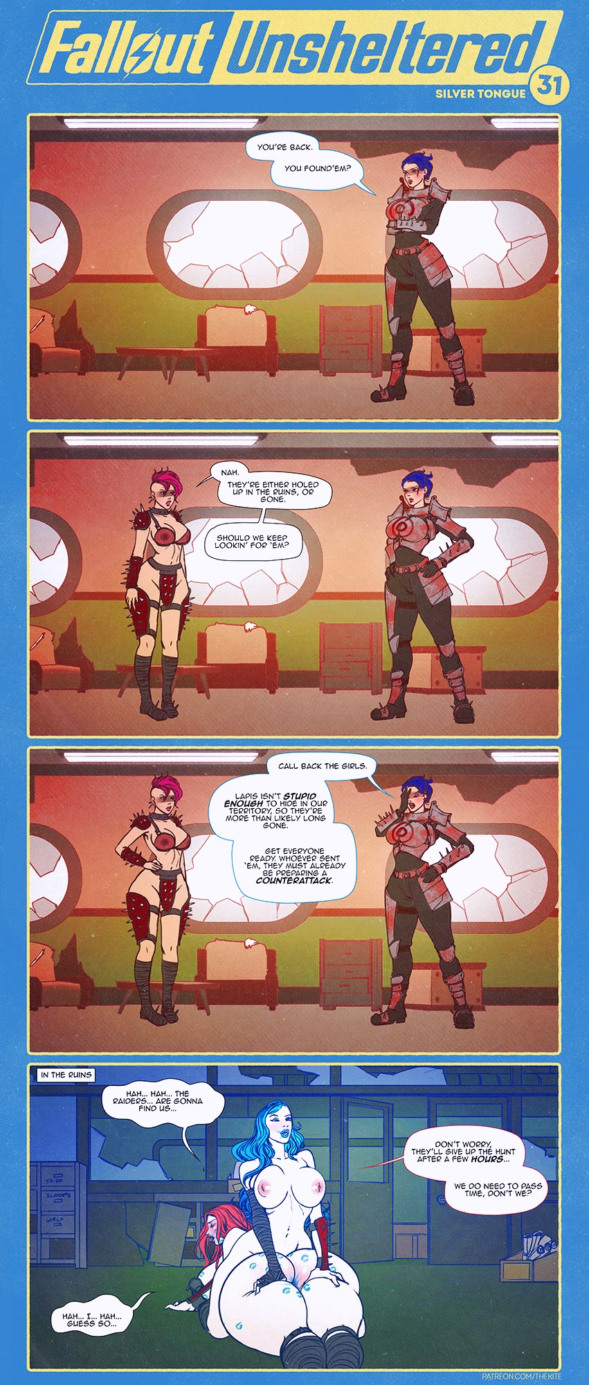 Fallout Unsheltered page 34