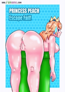Princess Peach Escape Fail