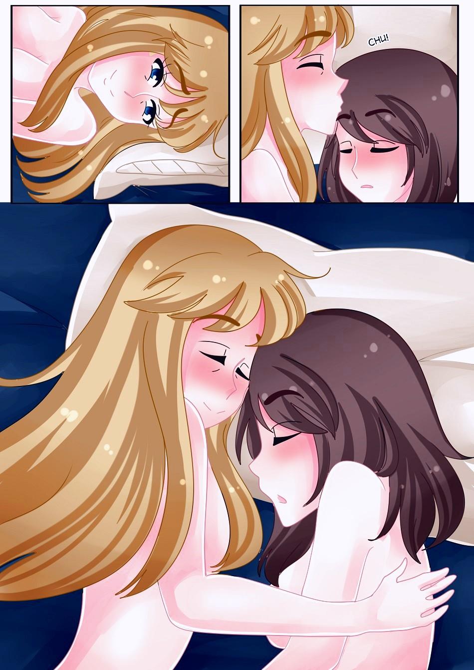 Precious Love page 074