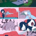 Rape Time porn comic page 01 on category Adventure Time