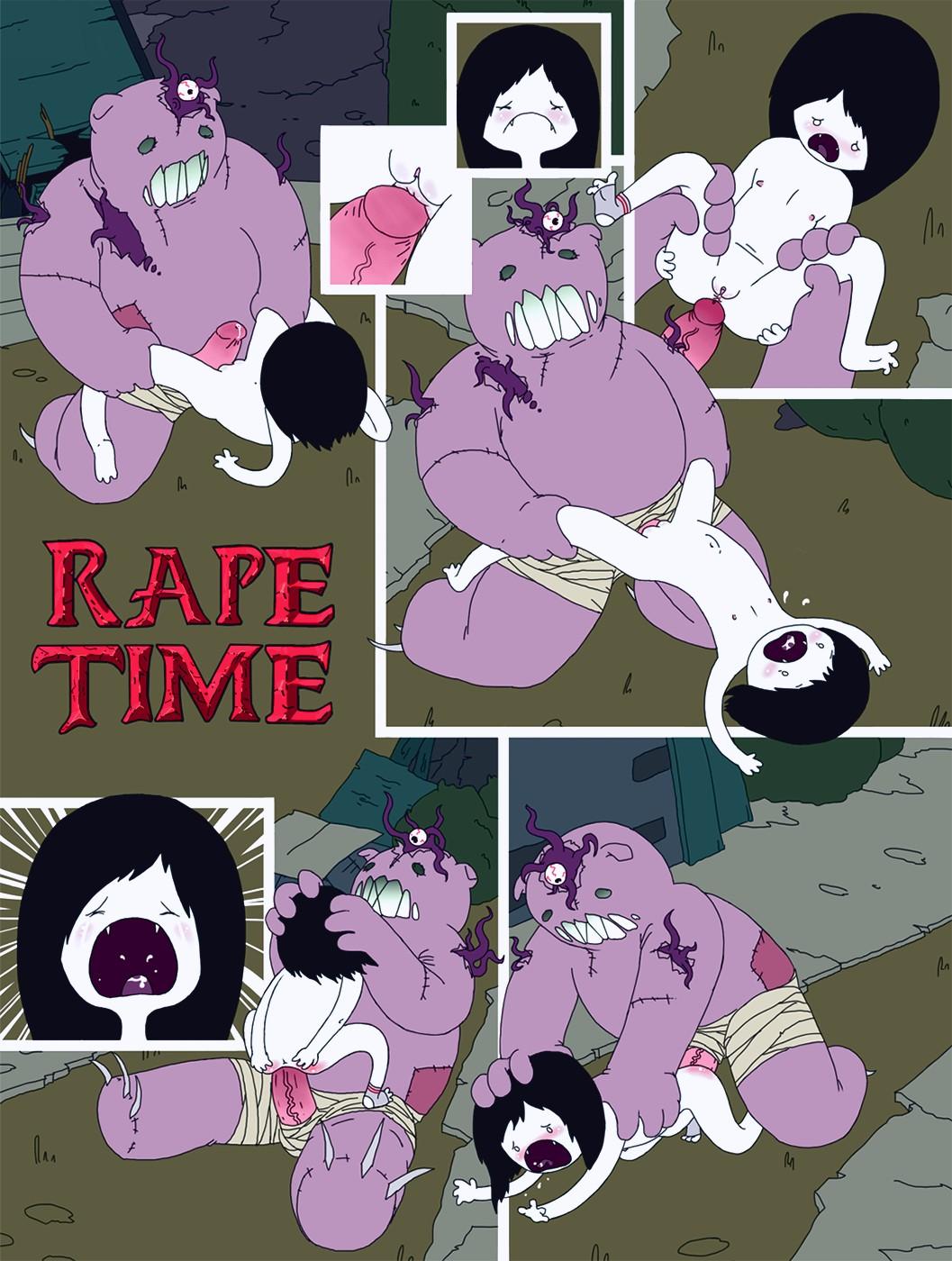 Rape Time page 04