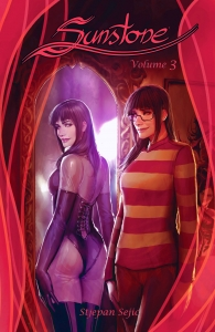 Sunstone - Volume 3 porn comic page 01