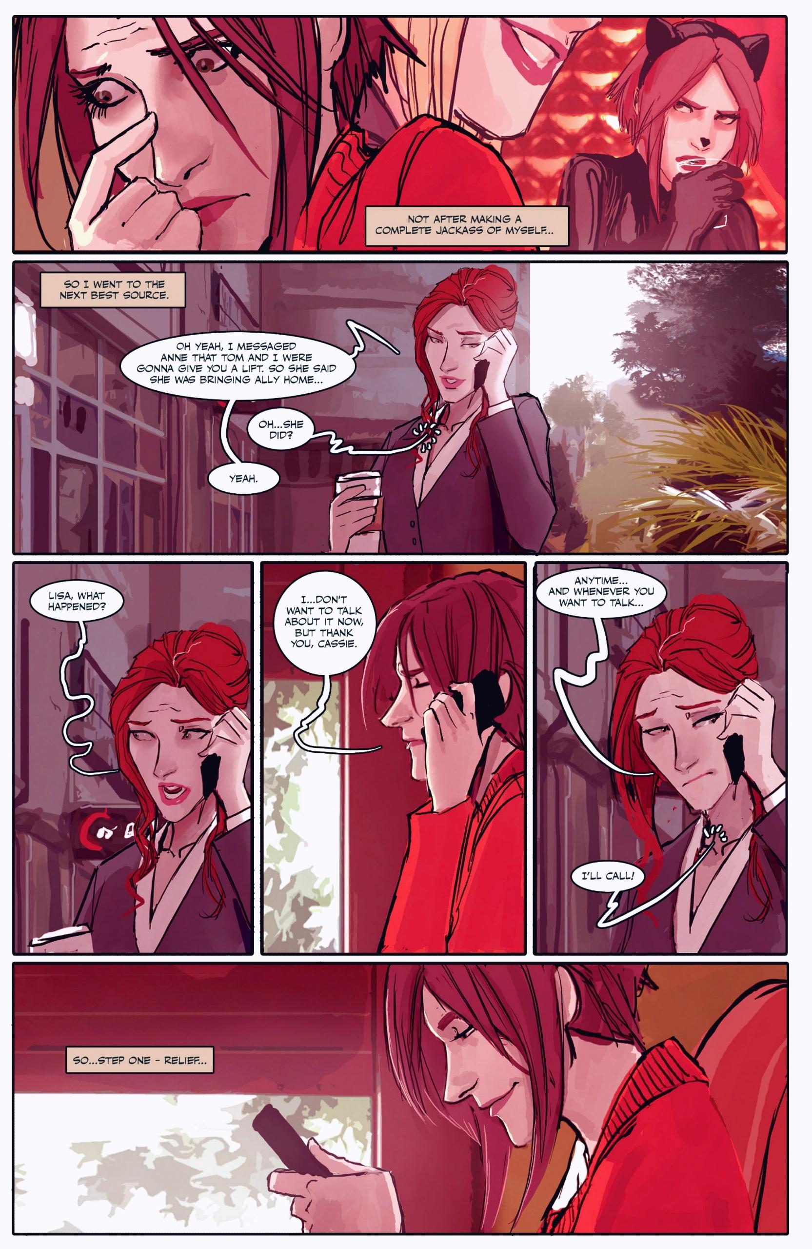 Sunstone - Volume 5 page 008