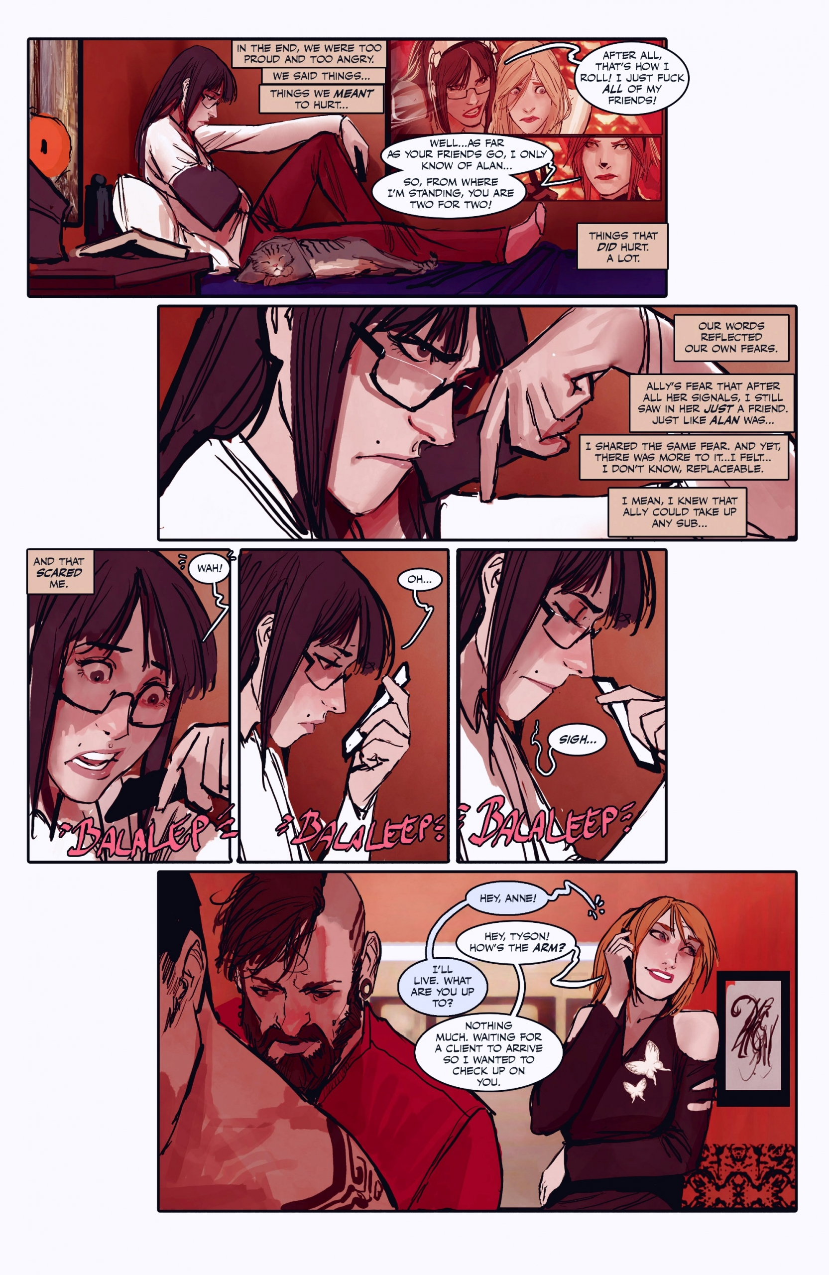 Sunstone - Volume 5 page 016