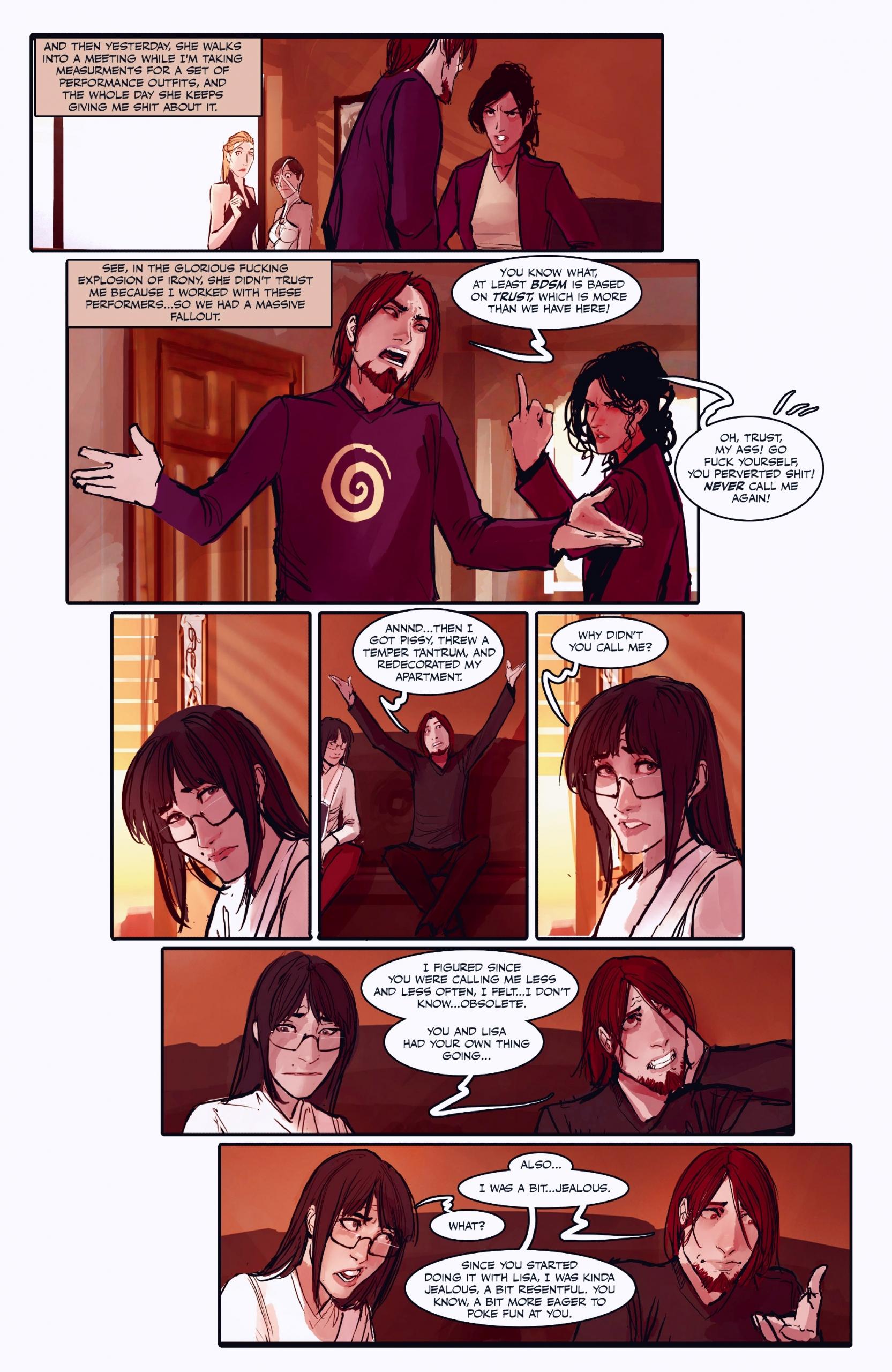 Sunstone - Volume 5 page 029