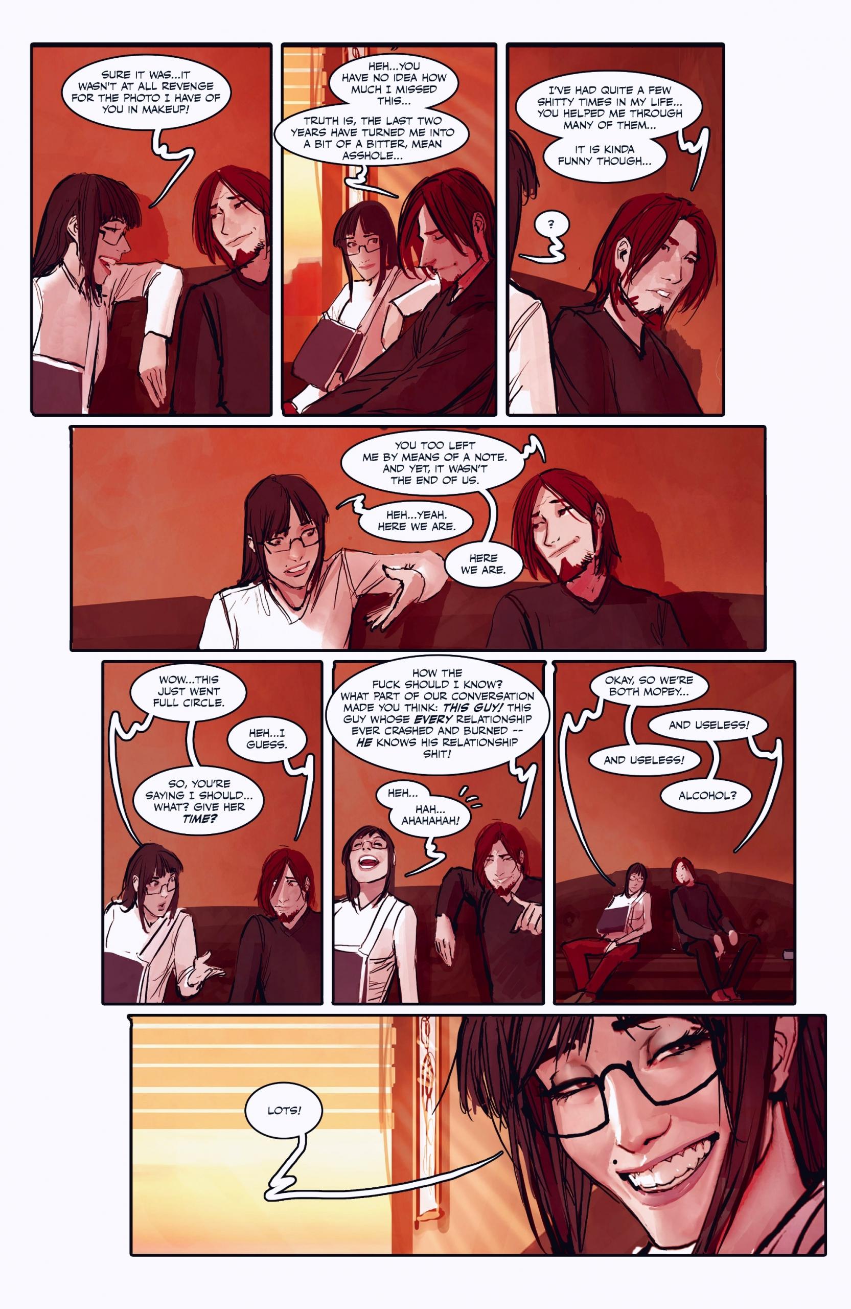 Sunstone - Volume 5 page 032