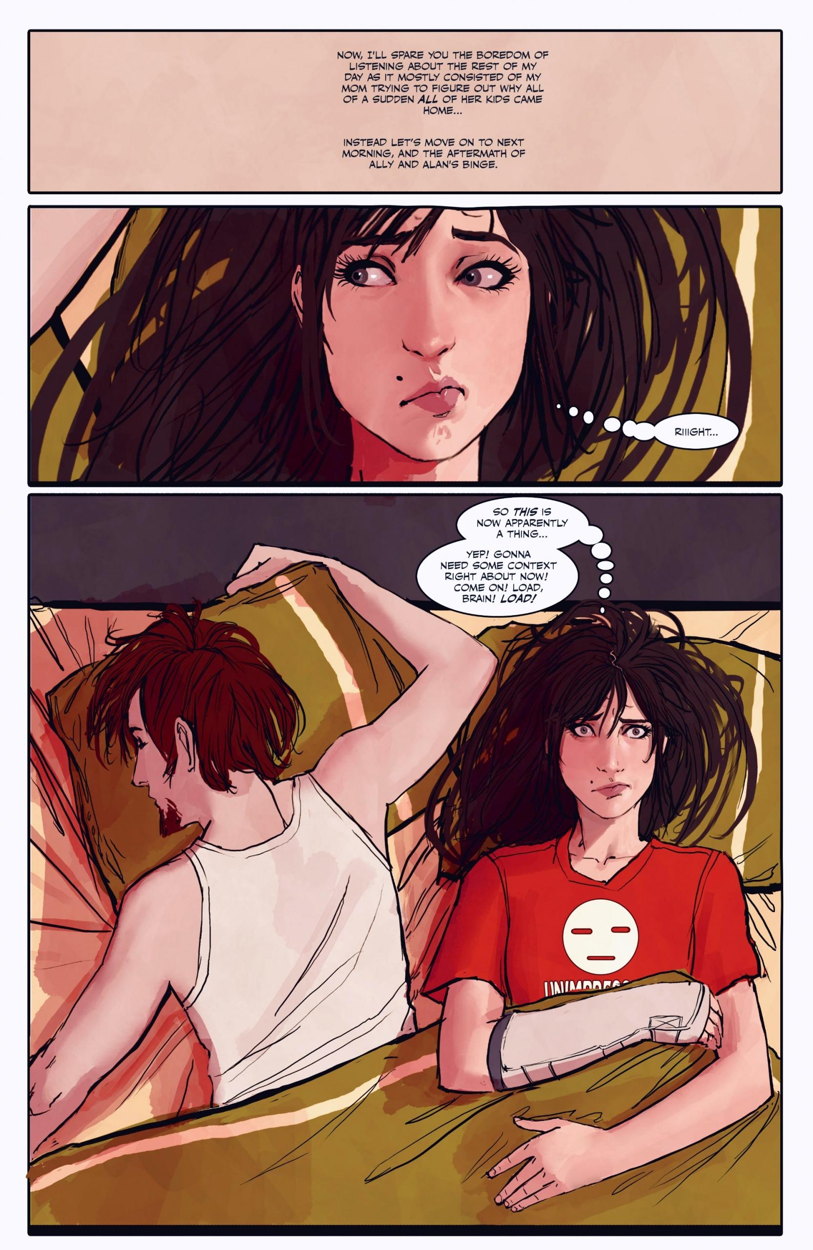 Sunstone - Volume 5 page 033