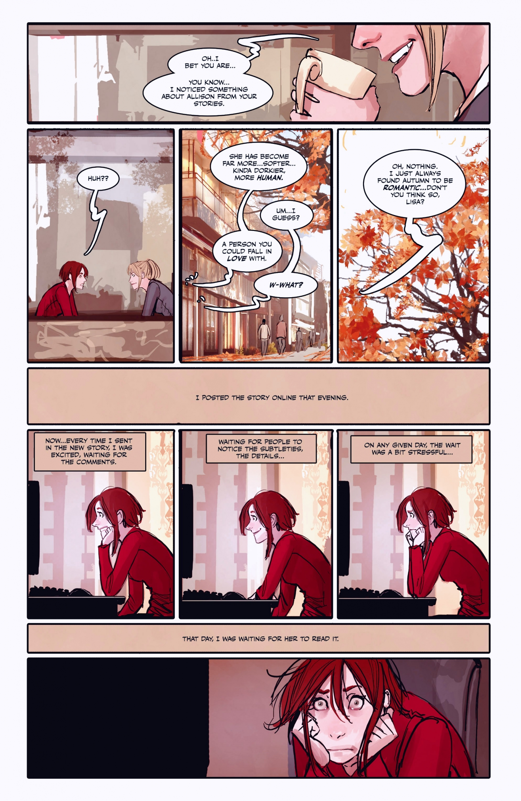 Sunstone - Volume 5 page 105