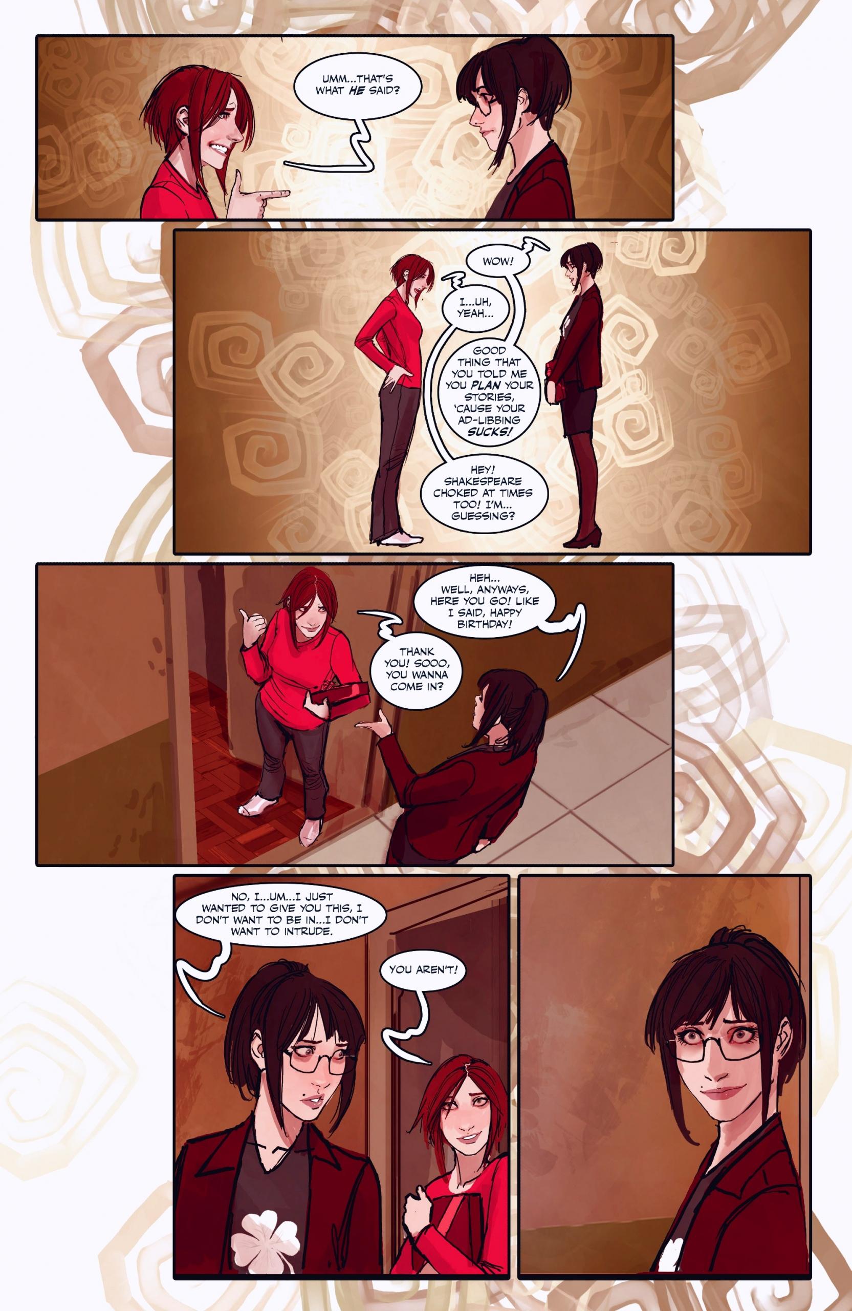 Sunstone - Volume 5 page 145