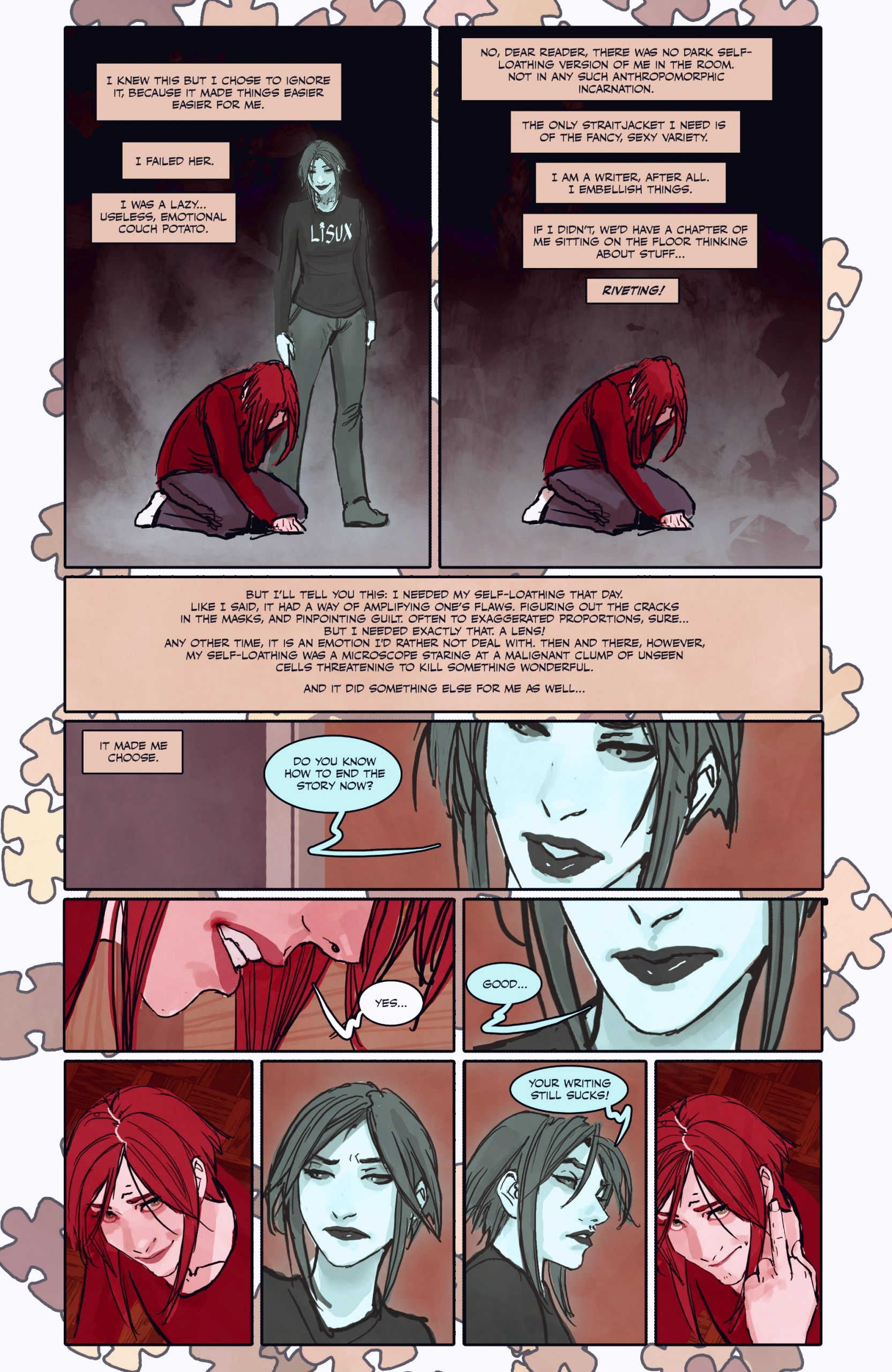 Sunstone - Volume 5 page 197