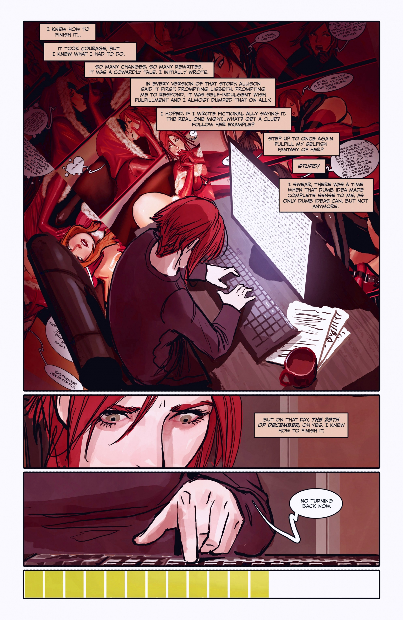 Sunstone - Volume 5 page 198